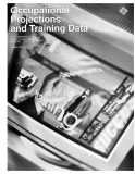 occupational projections and training data