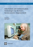 information and communication technologies for  women s socioeconomic empwerment