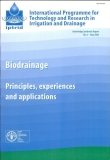 biodrainage principles experiences and applications