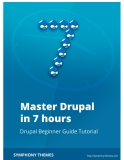 Master Drupal in 7 hours – Drupal 7 version