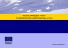 FINANCIAL MANAGEMENT TOOLKIT FOR RECIPIENTS OF EU FUNDS FOR EXTERNAL ACTIONS