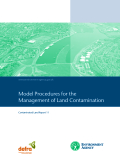 Model Procedures for the Management of Land Contamination