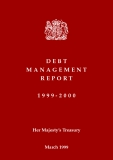 DEBT MANAGEMENT REPORT 1999 - 2000