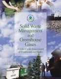 Solid Waste Management and Greenhouse Gases A Life-Cycle Assessment of Emissions and Sinks