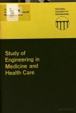 study of engineering in medicine and health care