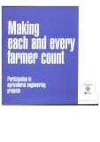 making each and every farmer count