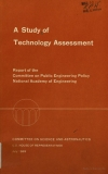 a study of technology assessment report of the committee tap 2