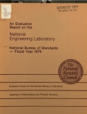 an evaluative report on the national engineering laboratory national
