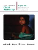 Levels & Trends in Child Mortality Report 2011