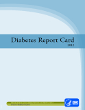 Diabetes Report Card 2012