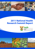 2011 National Health Research Summit Report