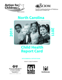 Child Health Report Card 2011