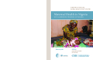 MATERNAL HEALTH IN NIGERIA WITH LEADERSHIP, PROGRESS IS POSSIBLE