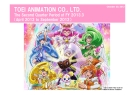 TOEI ANIMATION CO., LTD. - The Second Quarter Period of FY 2013.3