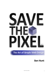 SAVE THE PIXEL THE ART OF SIMPLE WEB DESIGN