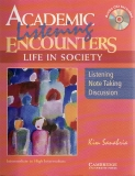 Academic listening encounters life iin society