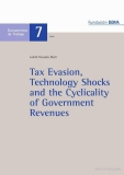 tax evasion technology shocks and the cyclicality of government revenues