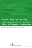 second language teaching and learning with technology
