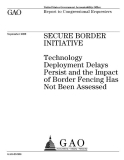 secure border initiative technology deployment delays persist