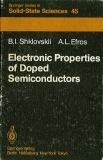 Electronic Properties of Doped Semiconductors