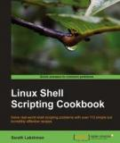 Linux Shell Scripting a Cookbook