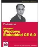 Professional Microsoft subtitle Windows Embedded CE 6.0
