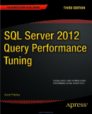 SQL Server 2012 Query Performance Tuning 3rd Edition