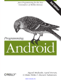 Programming Android, 2nd Edition