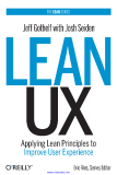 Praise for Lean UX