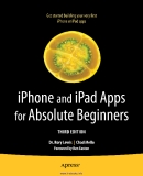 iPhone and iPad Apps for Absolute Beginners 3rd Edition