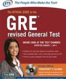 An Introduction to the  Analytical Writing Section of the   GRE® revised General Test