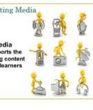 Learning with Media