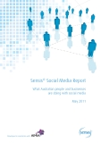 Sensis® Social Media Report - What Australian people and businesses  are doing with social media