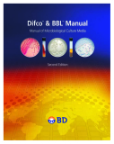 Difco & BBL Manual Manual of Microbiological Culture Media