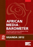 Book: AFRICAN  MEDIA BAROMETER - The first home grown analysis of the  media landscape in Africa