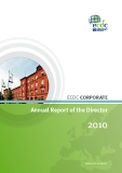 ECDC CORPORATE Annual Report of the Director 2010