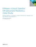 Sách: VMware vCloud®  Director™   Infrastructure Resiliency  Case Study