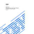 IBM BladeCenter Open Fabric Manager Installation and User's Guide