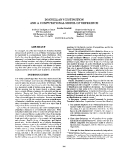 """Báo cáo khoa học: """"""""DONNELLAN'S DISTINCTION AND A COMPUTATIONAL MODEL OF REFERENCE"""""""