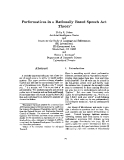 "Báo cáo khoa học: ""Performatives in a Rationally Based Speech Act Theory*"""