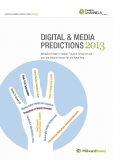 DIGITAL & MEDIA PREDICTIONS 2013