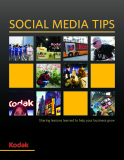 SOCIAL MEDIA TIPS - Sharing lessons learned to help your business grow