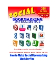 How to make social bookmarking work for you