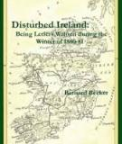 Disturbed Ireland Being the Letters Written During the Winter of 1880-81.