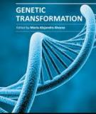 Genetic Transformation Edited by María Alejandra Alvarez