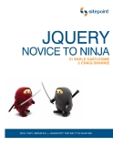 jQuery: Novice to Ninja full