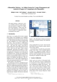 """Báo cáo khoa học: """"An Online System for Corpus Management and Analysis in Support of Computing in the Humanities"""""""