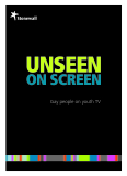 UNSEEN ON SCREEN Gay people on youth TV