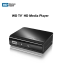 WD TV™  HD Media Player