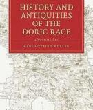 The History and Antiquities of the Doric Race, Vol. 2 of 2